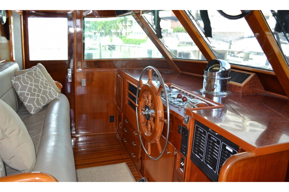 1964 Burger 68' Flush Deck Motor Yacht
