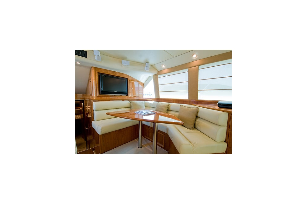 2009 Riviera 47 Flybridge Enclosed (53')